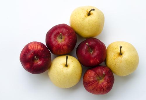 梨 りんご