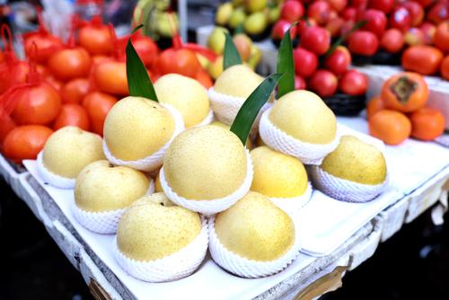 梨 果物 価格 金額