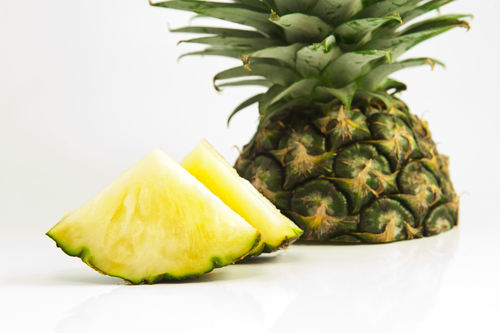 パイナップル 冷凍 解凍 方法