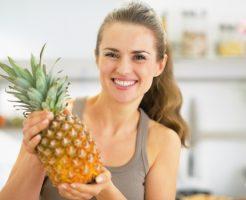 パイナップル 朝食 ダイエット 効果