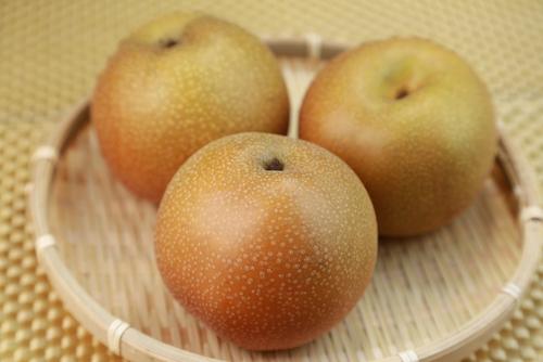 梨 栄養 効能 効果