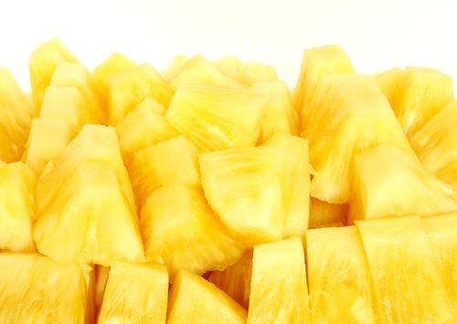 パイナップル 切り方 保存