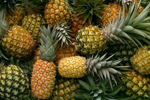 パイナップル 消化酵素 加熱