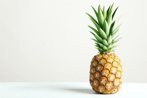 パイナップル ビタミン 含有量 風邪 熱