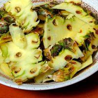パイナップル 皮 カビ 底 冷蔵庫