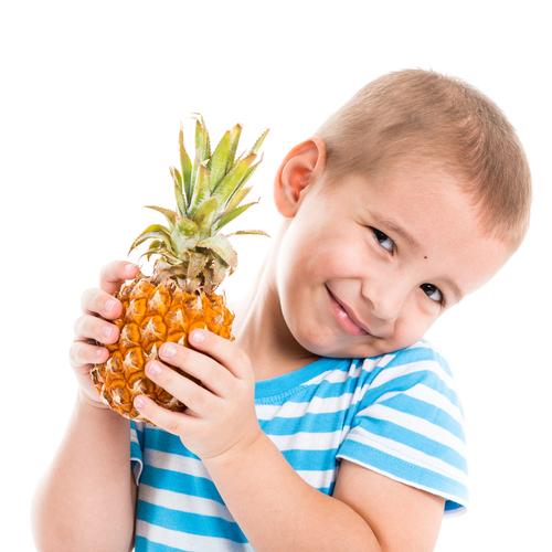 パイナップル アレルギー 検査 赤ちゃん 子ども
