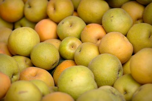 梨 栄養 ビタミン カリウム