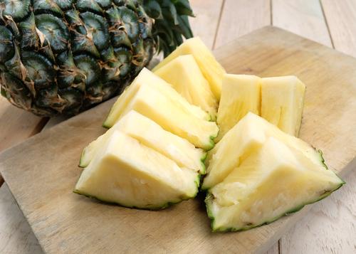パイナップル 保存 冷凍 冷蔵 常温 期間