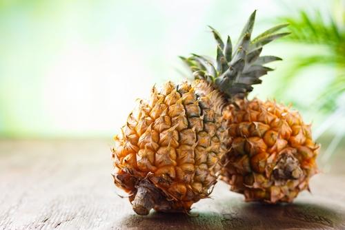 沖縄 ドール パイナップル 食べ頃