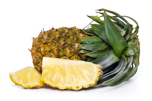 パイナップル 冷凍 栄養 解凍 甘くなる