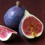 いちじくには赤紫色の物や貴緑色食べ方?
