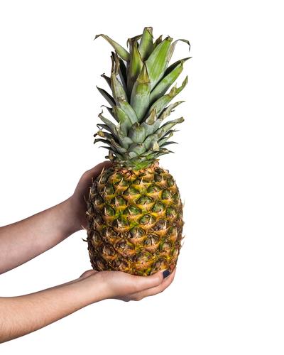 パイナップル ドライフルーツ 栄養 酵素 効果