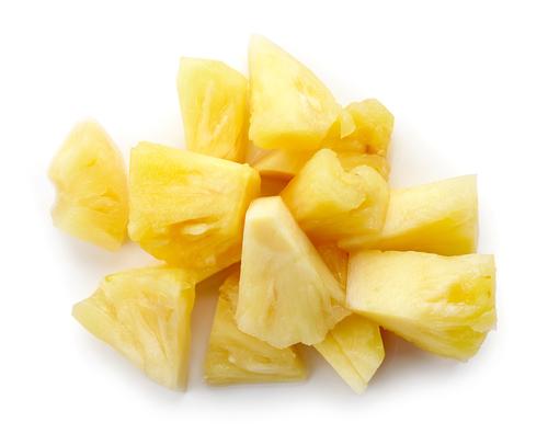 パイナップル 果実 構造