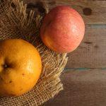 梨とりんごの食べ合わせは相性いいの?
