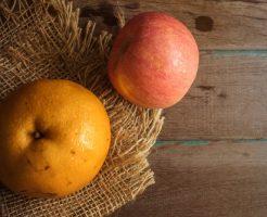 梨 りんご 食べ合わせ