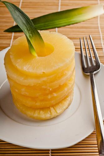 パイナップル 輪切り カロリー