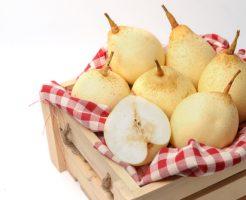 梨 食べ過ぎ 下痢 太る