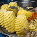 タイで生産されているパイナップルの種類とは