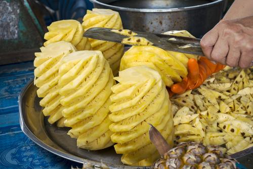 パイナップル タイ 生産 種類