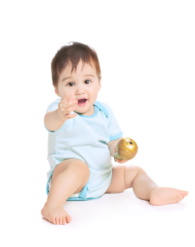 離乳食 梨 8ヶ月 10ヶ月