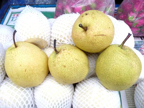 梨 品種 8月