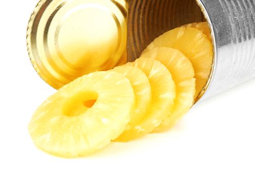 パイナップル 缶詰 値段 酵素 グラム 加熱