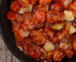 酢豚 パイナップル 意味 ハンバーグ