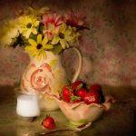 イチゴを収穫する目安は?
