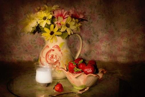 イチゴ 収穫 目安