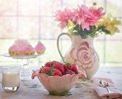 イチゴ プランター カビ