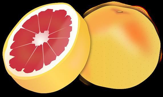 グレープフルーツ カロリー 1個