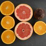 グレープフルーツの果汁の量に対してのカロリーはどのくらい?