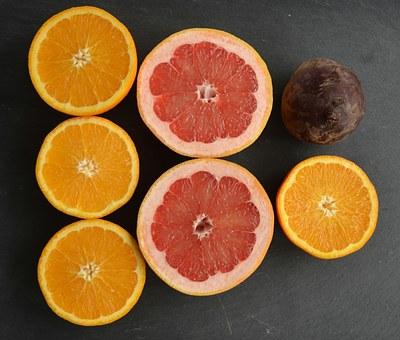 グレープフルーツ 果汁 量 カロリー