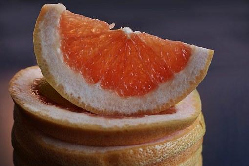 グレープフルーツ 皮 栄養