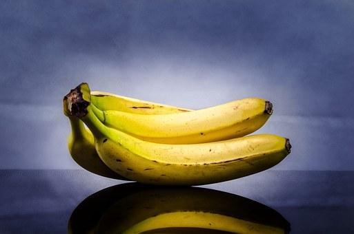 バナナ 袋 穴