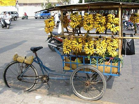 フィリピン タイ バナナ