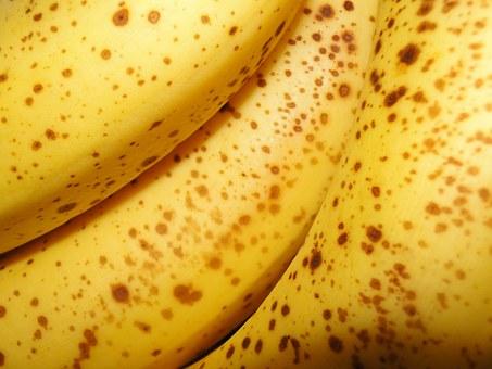 バナナ 腐る 味