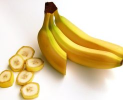 バナナ 筋肉 効果