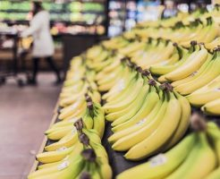 バナナ 加熱 紫色 原因
