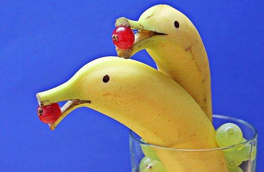 バナナ 水 浮く 理由