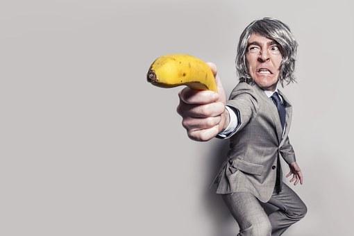 バナナ 食べる 口の中 痛い