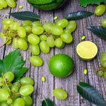 ブドウの種類別の旬の時期について