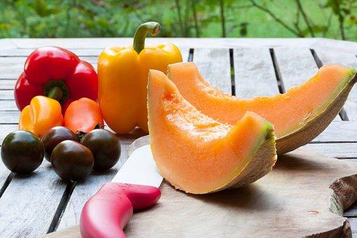 メロン 栄養 効能 葉酸