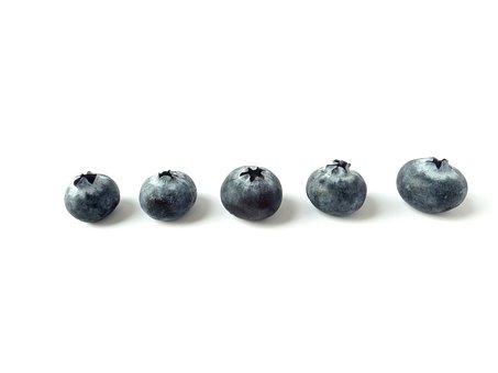 ブルーベリー 栄養 成分
