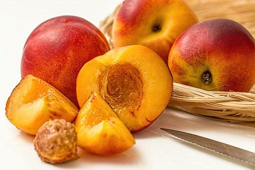桃 食べ方 皮 栄養