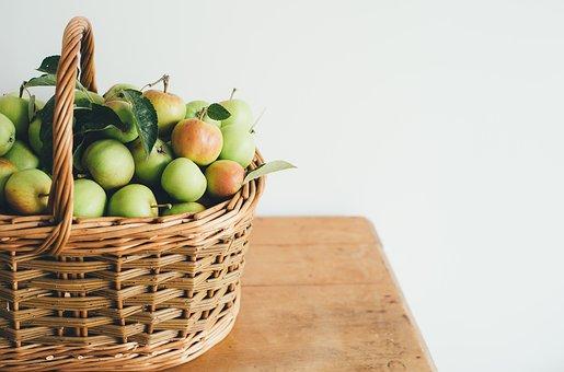 りんご 栄養 加熱 効果