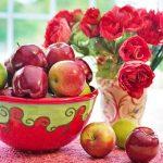 赤りんごと青りんごに違いはあるの?栄養素も違う?