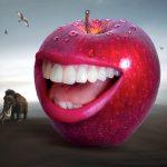 りんごの酸化の化学式とは