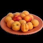 種がネックの桃のきれいな割り方