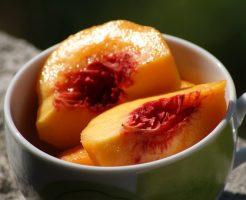 風邪 引いた 桃